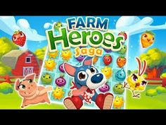 Farm Heroes Saga Levels 52 to 55, episode 04