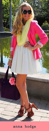 Dreaming Of A PINK Summer...  with the perfect outfit!!