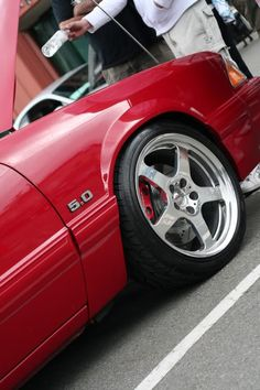Foxbody Wheel Picture Thread - Page 144 - Ford Mustang Forums : Corral.net Mustang Forum