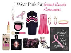 """""""I Wear Pink.."""" by cherea ❤ liked on Polyvore featuring Bobbi Brown Cosmetics, MSGM, Love, Yves Saint Laurent, Jimmy Choo, Vera Bradley, Kate Spade, Casetify and Bling Jewelry"""