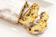 Tvarohová štola Stollen Recipe, Easter Celebration, Christmas Cooking, Dried Fruit, Marzipan, Tv On The Radio, French Toast, Breakfast, Cake