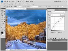 Life Pixel Infrared Photoshop Video Tutorials
