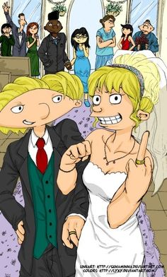hey arnold...after!