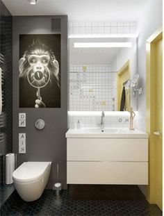 Salle de bain on pinterest zen belle and showroom for Peinture toilette