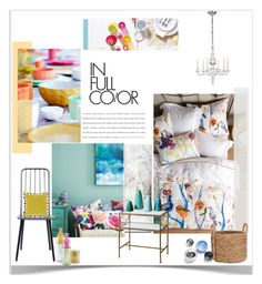 In Full Color By Malisha Liked On Polyvore Featuring Interior Interiors Interior Design Home Home Decor Interior Decorating Bluebellgray
