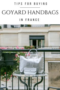 It can be substantially cheaper to buy a Goyard handbag in France. Here is what my Saint Louis purse cost by the numbers. Goyard Handbags, Goyard Bag, Mens Travel Bag, Travel Purse, Glass Signage, Unique Purses, Small Purses, Paris France Travel, Travel Europe Cheap