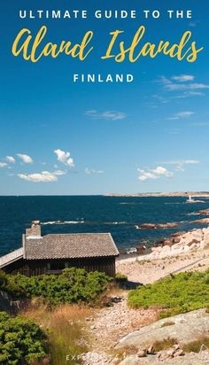 The Aland islands in Finland should be in your winter travel plans! Check out the full guide on things to do, where to stay, and more! Europe Travel Guide, Travel Guides, Travel Plan, Beautiful Places To Visit, Cool Places To Visit, Finland Destinations, Finland Travel, Enjoy Your Vacation, Amazing Adventures