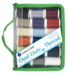 Coats and Clark thread assortment giveaway.  On So Sew Easy until 18 Nov.