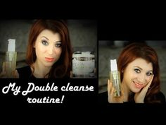 double cleanse | important step - YouTube