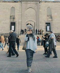 Image de fashion, alexandra golovkova, and hijab
