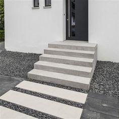 Exterior home stone entrance 34 Ideas for 2019 Garden Architecture, Architecture Details, Balkon Design, Wooden Terrace, Concrete Stairs, Garden Steps, House Doors, Backyard Landscaping, Gardens