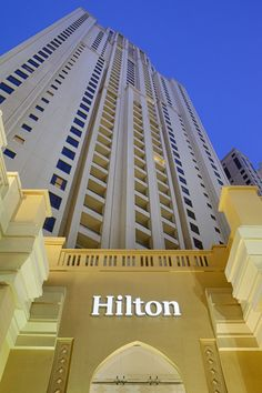 Hilton Dubai The Walk, stayed for October 1/2 term 2017 an amazing place to stay