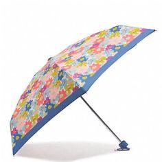 "Spotted while shopping on Poshmark: ""Coach Floral Mini Umbrella""! #poshmark #fashion #shopping #style #Coach #Accessories"