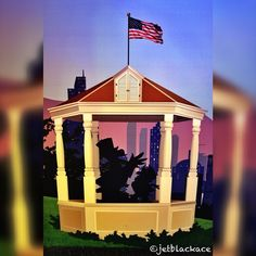 An homage to America Sings, found inside Innoventions. #dlr #disney #disneyland #tomorrowland #americasings #homage #disneyfan #disneymagic #disneyparks #innoventions #igersla #igaddict #igdisney #igforlife #igersdisney #instacool #instadisney #samtheeagle #ollie