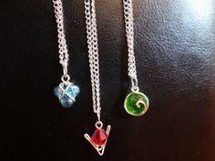 The Legend of Zelda ® Crystal spirituel Stone Set par GuiltyGeeks