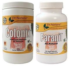 Dr. Natura Colonix Intestinal Fiber & Paranil Combo by Colonix. $57.95. The Colonix Intestinal Cleanser is a fiber supplement that cleanses the colon of accumulated toxic build-up and prevents the formation of new build-up through the use of herbal dietary fiber. Continued use of the Colonix Intestinal Cleanser keeps the digestive tract from getting clogged up with mucus, toxins and metabolic waste. It helps to keep the colon clean and waste matter moving freely and effi...