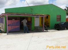 Cool Air Bar, St. Simons, St. Andrew, Barbados