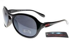 Oakley Dispatch Sunglasses Black Frame Gray Lens 0270