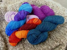 Blackberry Ridge Woolen Mill, we offer knitting kits, patterns, yarns, and custom natural fiber spinning services