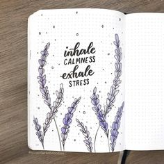 Peace: inhale and exhale