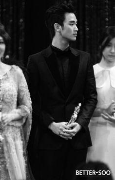 MBC Drama Awards 121230 #KimSooHyun #김수현 #HBDKimSooHyun #0216HappyBirthdayKimSooHyun