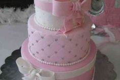 First birthday cake ideas for girl