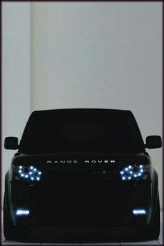 Blacked out Range Rover~