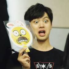 Image result for Yook Sungjae funny