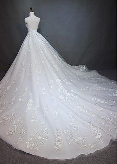 MT50-M Flat Tulle Lace Trimming