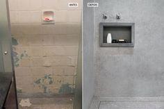 Gêmeos de personalidades complementares conseguiram equilibrar seus desejos na reforma do primeiro lar, de 62 m²