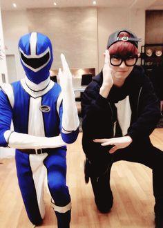 Kang Dash Man and Chanyeol! Roommate season 1 was awesome!