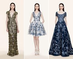 Marchesa Cruise 2016 Collection