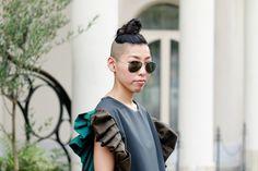 Street Snap Harajuku - Natsuki Watanabe - PASS THE BATON, Vivienne Westwood, Paszabaton, Vivienne Westwood