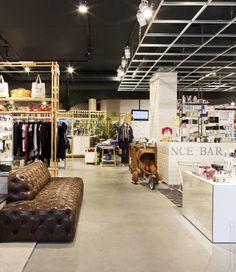 Your Antwerp - Gigantische conceptstore die non-stop in verandering is: een winkel van 1.100 vierkante meter elke week interessant houden. Open op zondag namiddag.