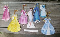 Disney's Beauty and The Beast Belle Beast and The by robynsetsy, $15.00