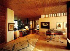 Villa Mairea - Alvar Aalto, Finnish master architect. Ceilings!