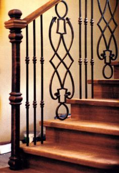 jars kitchen decor kitchen decor kitchen decor decor teal kitchen decor decor with coffee theme decor themes ideas kitchen decor Staircase Railing Design, Metal Stair Railing, Wrought Iron Staircase, Iron Handrails, Iron Front Door, Window Grill Design, Door Gate Design, Iron Balcony, Modern Stairs