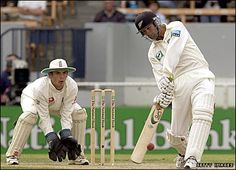 Astle hits a ridiculously fast 200 to scare the hell out of England in 2002.