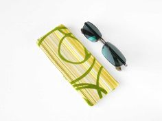Eyeglass Case Glasses Case Sunglasses Case by LeanneWoodsDesigns, £6.00