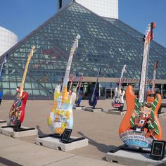Rock n Roll Hall of Fame | Cleveland, OH