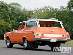 1964 Dodge 440 Station Wagon