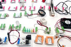 Little bits diy electronics projects tech hacks, diy tech, little bits proj Electronics Projects, Diy Electronics, Arduino Projects, Electronics Components, Diy Tech, Tech Hacks, Hacks Diy, Science Projects, Projects For Kids