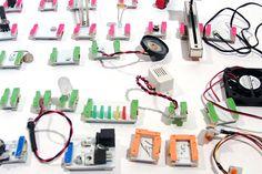 little bits DIY electronics projects