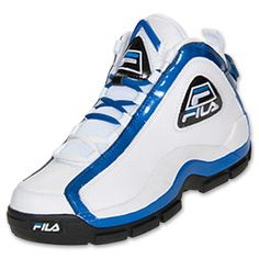 Old school grant hill basketball sneakers
