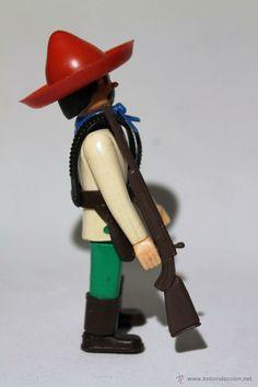 Mexicano Airgam Boys - Serie Oeste - Airgamboys mejicano - Sombrero Rojo (Juguetes - Figuras de Acción - Airgam Boys)