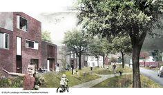 Beeld: DELVA Landscape Architects / plusoffice architects