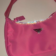 Vintage Bags, Vintage Handbags, Vintage Pink, Aesthetic Bags, Fashion Bags, Fashion Outfits, Trendy Fashion, 2000s Fashion, Cute Purses