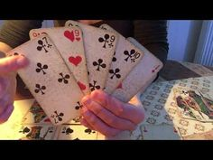 CARTES SOUS L OREILLER!! Comment procéder!😉 - YouTube Playing Cards, Make It Yourself, Blog, Playing Cards Art, Free Art Prints, Cartomancy, Neck Pillow, Gaming, Playing Card Games