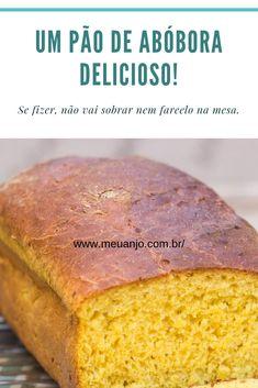 A Food, Good Food, Food And Drink, Cook For Life, Portuguese Recipes, Cornbread, Bread Recipes, Banana Bread, Waffles