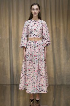Huishan Zhang Fall 2016 Ready-to-Wear Collection Photos - Vogue
